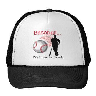 Béisbol qué más camisetas y regalos gorro de camionero