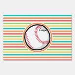 Béisbol; Rayas brillantes del arco iris
