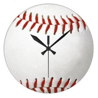 Béisbol - reloj de pared