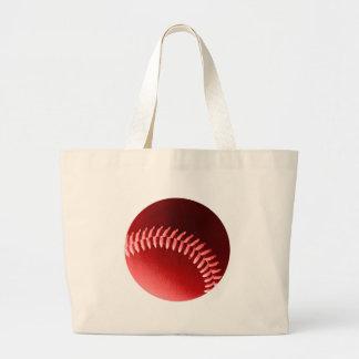Béisbol rojo bolsas