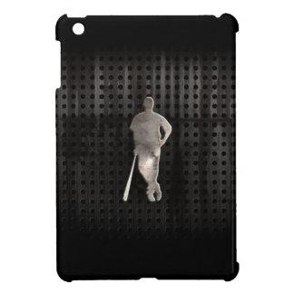 Béisbol rugoso iPad mini protectores