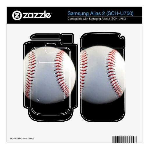 Béisbol Samsung Alias 2 Skins