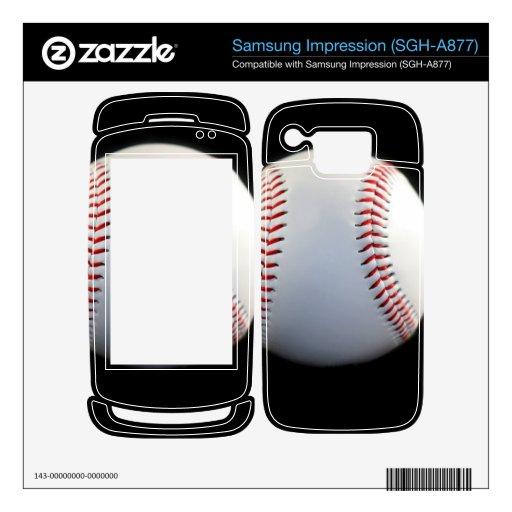 Béisbol Samsung Impression Skins