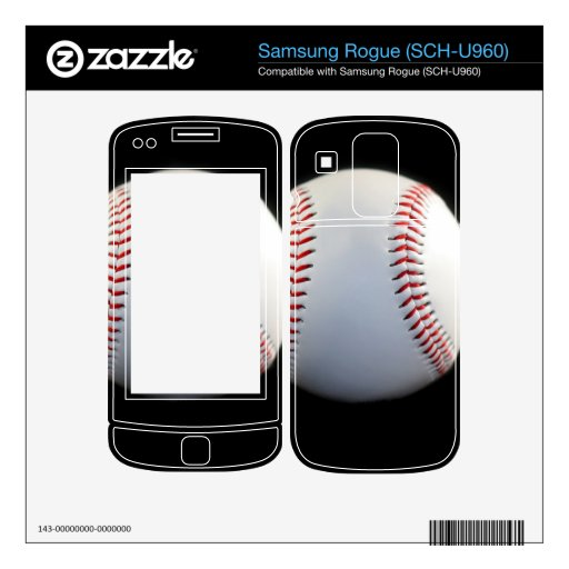 Béisbol Samsung Rogue Skins