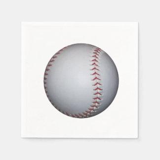 Béisbol Servilletas Desechables