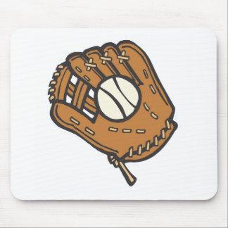 béisbol/softball alfombrillas de ratón