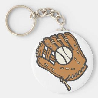 béisbol/softball llavero redondo tipo pin