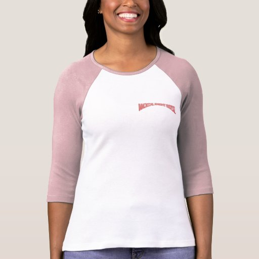 Béisbol-T para mujer Camisetas