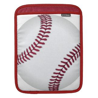 Béisbol - vea ambos lados funda para iPads