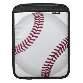 Béisbol - vea ambos lados manga de iPad