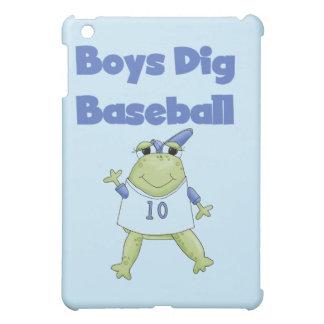 Béisbol y regalos del empuje de los muchachos