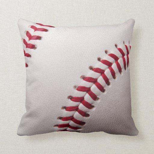 Béisboles - plantilla del fondo del béisbol del cojines