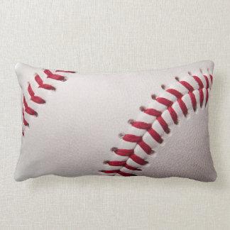 Béisboles - plantilla del fondo del béisbol del pe cojin