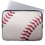 Béisboles - plantilla del fondo del béisbol del pe mangas portátiles