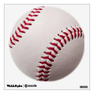 Béisboles - plantilla del fondo del béisbol del vinilo decorativo