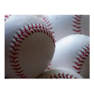 Béisboles Tarjetas Postales