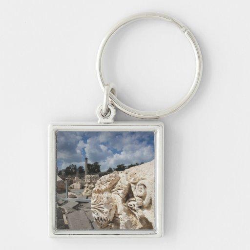 Beit ella-Uno parque nacional, ruinas de la Romano Llavero Personalizado