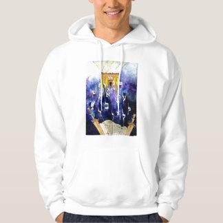 Beit Hamikdash Hooded Sweatshirt