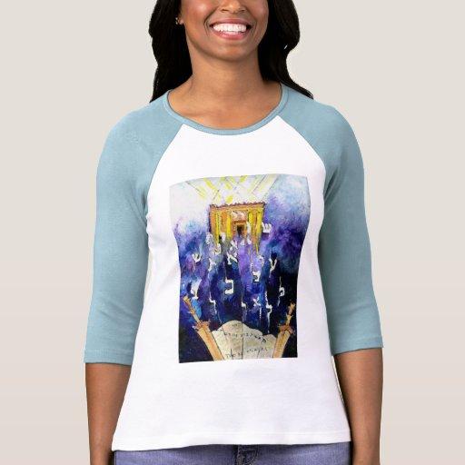 Beit Hamikdash T-shirts