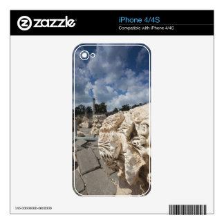 Beit She-An National Park, Roman-era ruins iPhone 4S Skin