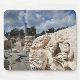 Beit She-An National Park, Roman-era ruins Mouse Pad
