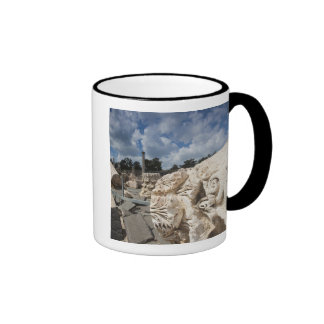 Beit She-An National Park, Roman-era ruins Ringer Mug