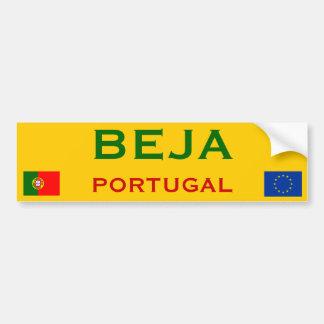 Beja (Portugal) Bumper Sticker