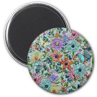 Bejeweled (Aqua) Magnet