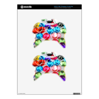 Bejeweled Bevy Of Beaded Buttons Xbox 360 Controller Skins