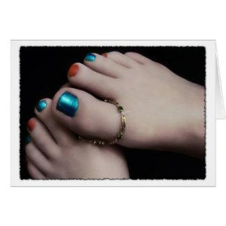 Bejeweled Card