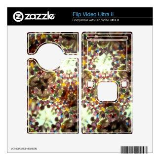 Bejeweled Kaleidescope 01 Flip Video Ultra II Skin