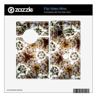 Bejeweled Kaleidescope 03 Flip Video Skin Decals For Flip Mino
