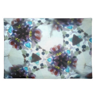 Bejeweled Kaleidescope 05 Placemat Cloth Placemat