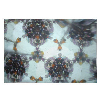 Bejeweled Kaleidescope 06 Placemat Cloth Place Mat