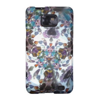 Bejeweled Kaleidescope 07 Samsung Galaxy SII Covers