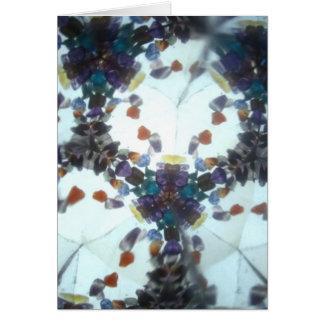 Bejeweled Kaleidescope 08 Card