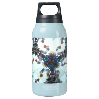 Bejeweled Kaleidescope 08 Insulated Water Bottle