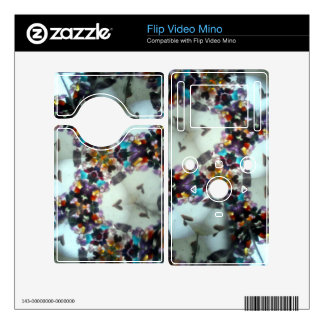 Bejeweled Kaleidescope 09 Skin For Flip Video Mino