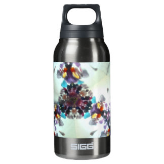 Bejeweled Kaleidescope 10 Insulated Water Bottle