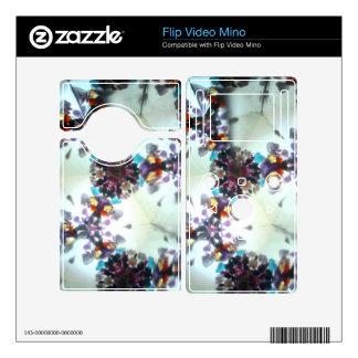 Bejeweled Kaleidescope 10 Decal For Flip Mino