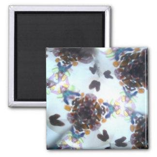 Bejeweled Kaleidescope 15 Refrigerator Magnets