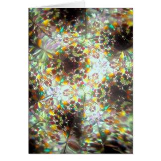 Bejeweled Kaleidescope 16 Card