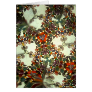 Bejeweled Kaleidescope 28 Card