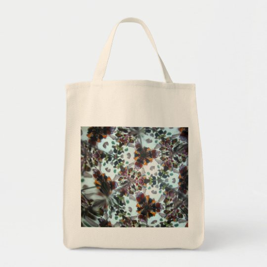 Bejeweled Kaleidescope 33 Tote Bag