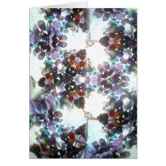 Bejeweled Kaleidescope 37 Card