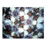 Bejeweled Kaleidescope 37 Postcard