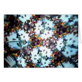 Bejeweled Kaleidescope 43 Card