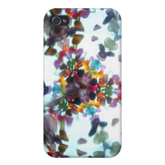 Bejeweled Kaleidescope 43 iPhone 4/4S Cases