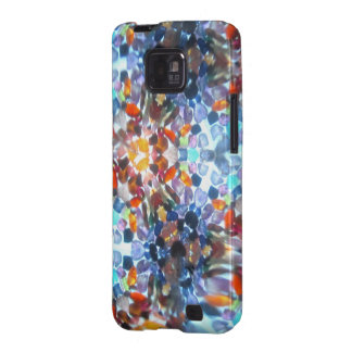 Bejeweled Kaleidescope 52 Samsung Galaxy SII Cases