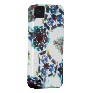 Bejeweled Kaleidescope 55 iPhone 4 Cover